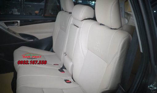 Bọc ghế da xe cho Toyota Innova