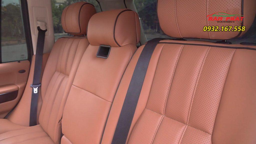 Độ nội thất xe Range Rover