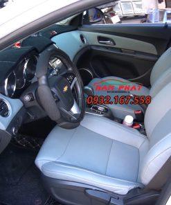 Bọc ghế da xe cho Chevrolet Cruze