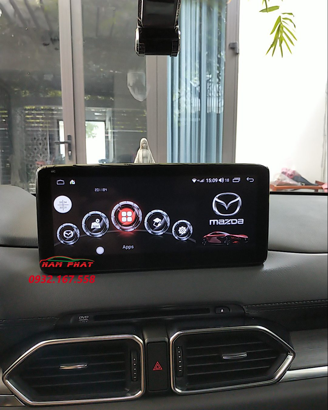 Màn hình Android Winca cho Mazda CX8