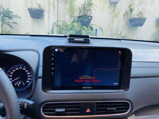 Màn hình Android Gotech cho Hyundai Kona
