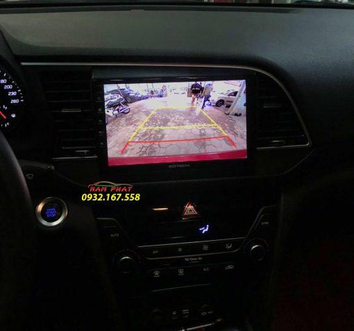 Màn hình Android Gotech cho Hyundai Elantra