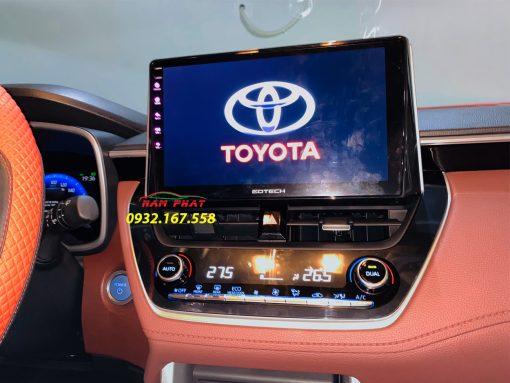 Màn hình Android Gotech cho Toyota Cross