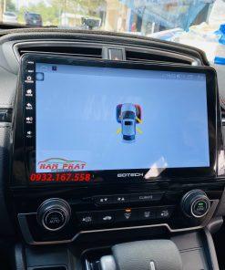 Màn hình Android Gotech cho Honda CRV