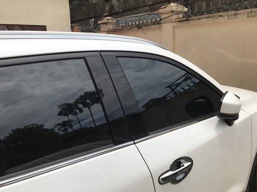 Dán phim cách nhiệt ô tô cho xe Mazda CX5 | CNC Window Film