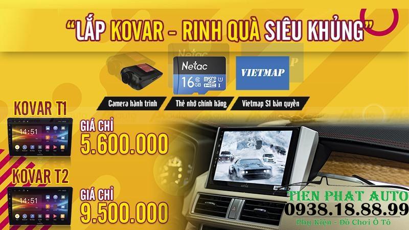Màn Hình DVD Android KOVAR Vừa Ra Mắt Có Gì Đặc Biệt?
