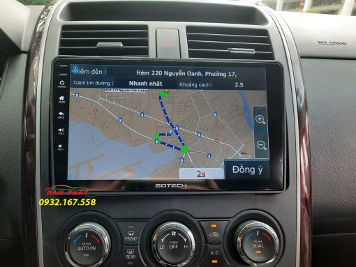 Màn hình Android Gotech cho Mazda CX9