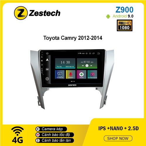 Màn hình Z900 - Toyota Camry