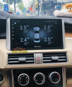 Màn hình ô tô thông minh Gotech cho Xpander