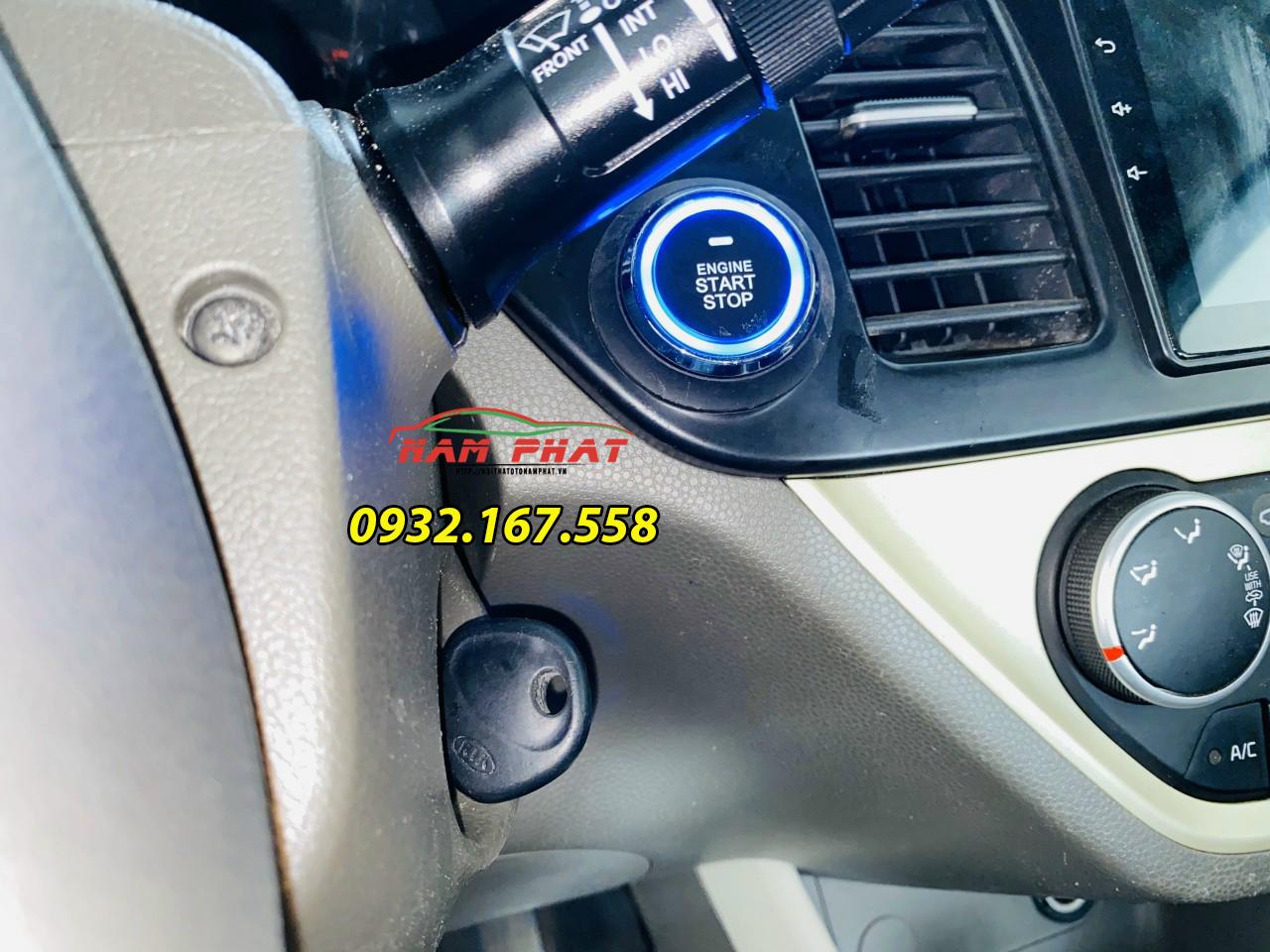 Nút Start Stop Engine cho ô tô