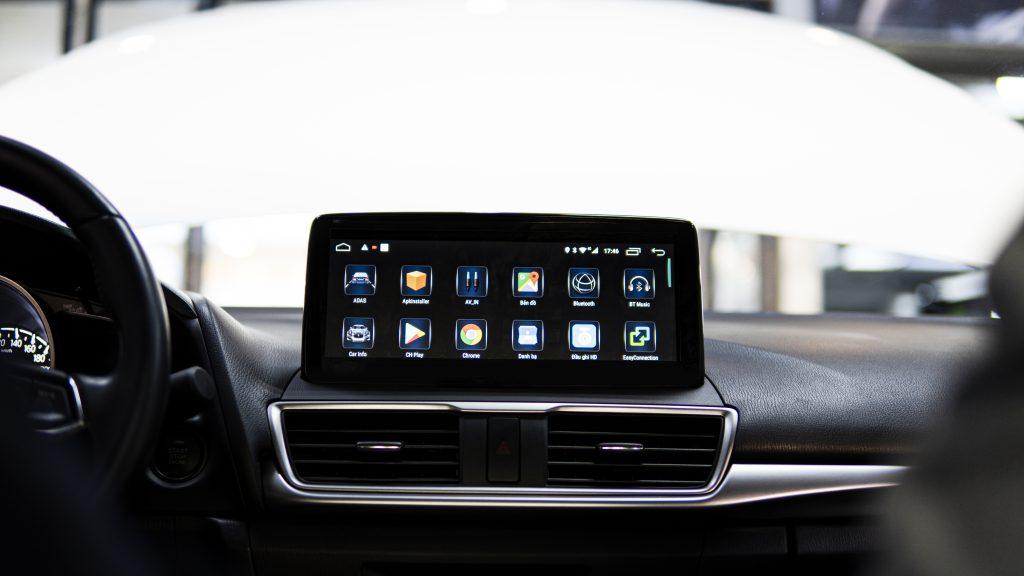 Màn hình DVD Android Z900-Mazda 3