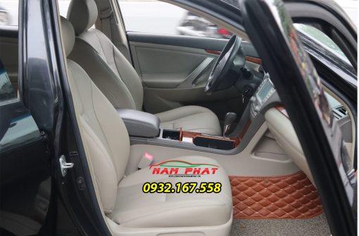bọc ghế da xe Toyota Camry