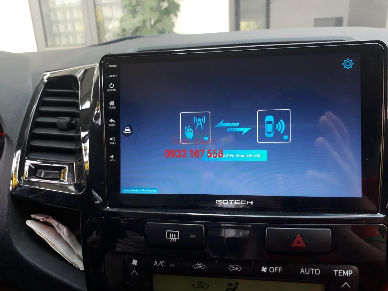 Kết nối Apple Carplay