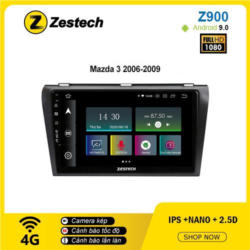 Màn hình DVD Android Z900 xe Mazda 3