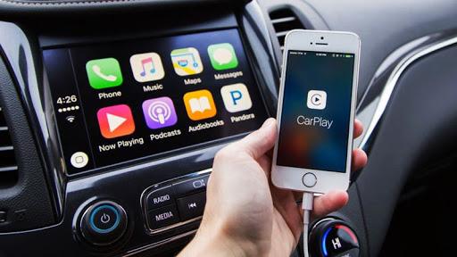 Kết nối AppleCar Play