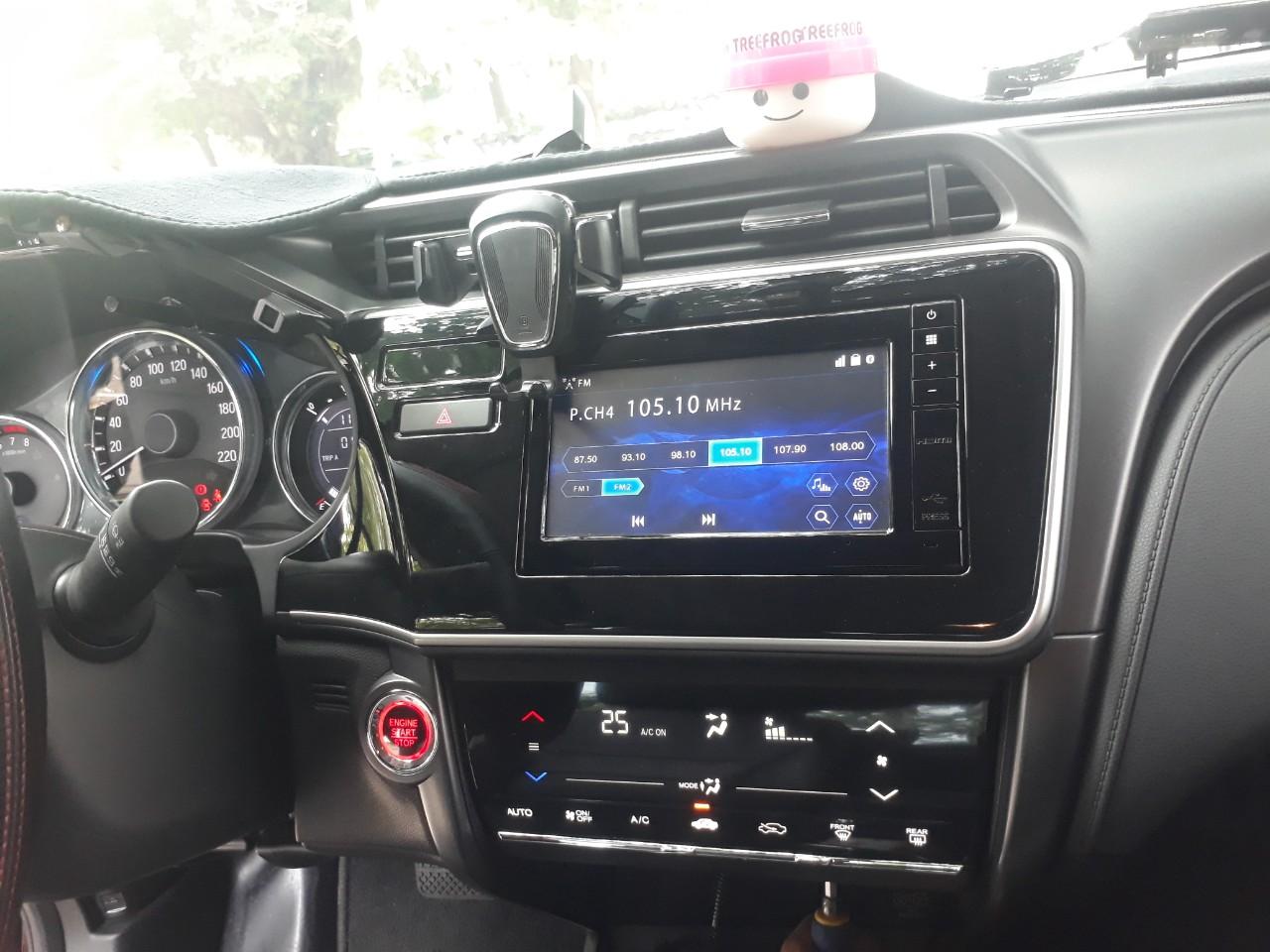 Màn hình xe Honda City