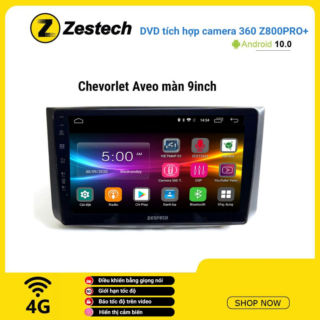 Man-hinh-android-Zestech-Z800-Pro+