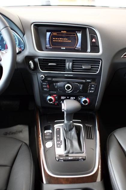 Audi Q5 2013 tại Việt Nam - Thay đổi nhẹ nhàng | Báo Dân trí