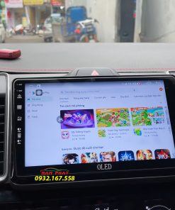 Màn hình Android Oled cho Honda City