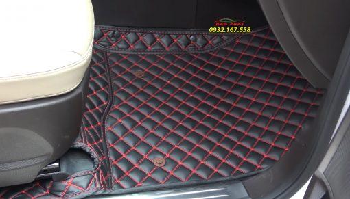Thảm lót sàn 5D cho Hyundai Santafe