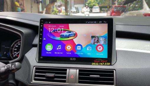 Màn hình Android Oled C8 trên Mitsubishi Xpander