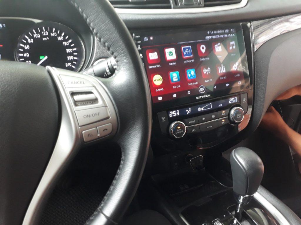 Man-hinh-android-Gotech-Nissan-Xtrail