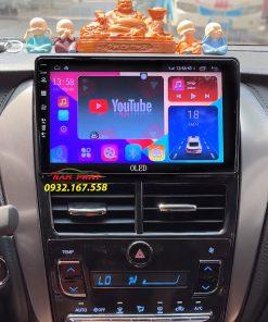 Màn hình Android Oled C8s trên Toyota Vios đời 2021